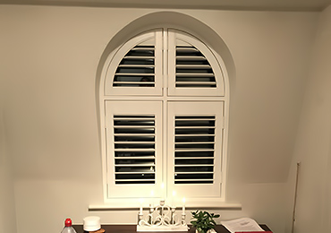 window shutters special shape